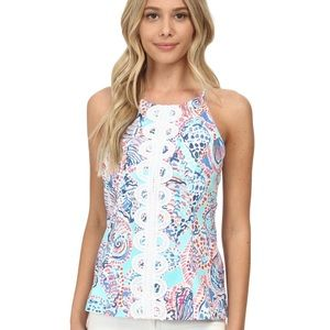 Lilly Pulitzer Annabelle Top! *NO LONGER MADE*